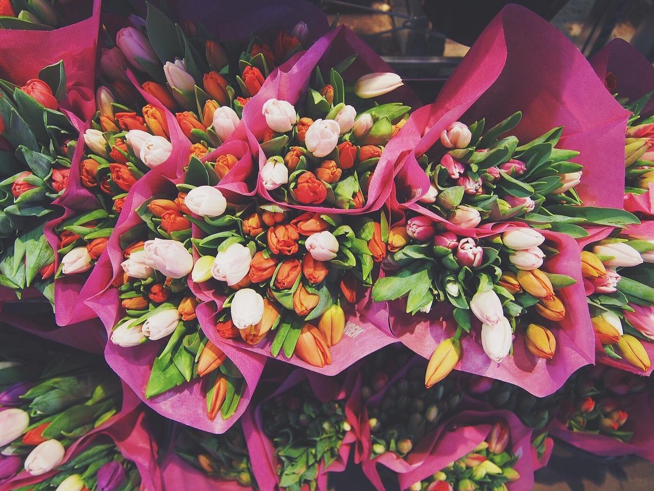 kwiaciarnia - jakie kwiaty na pogrzeb?